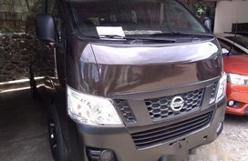 Selling Black Nissan Nv350 Urvan 2016 in Tanay