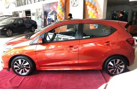 Selling New Honda Brio 2019 Automatic Gasoline in Quezon City