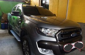 2nd Hand Ford Ranger 2016 Automatic Diesel for sale in Mandaluyong