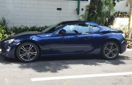 2nd Hand Subaru Brz 2013 for sale in Manila