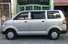 Selling 2nd Hand Silver 2015 Suzuki Apv Manual in Pasig