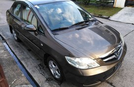 Selling 2nd Hand 2007 Honda City Automaticat 91000 km