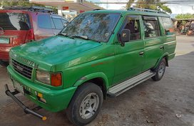 Selling Used Isuzu Hi-lander Crosswind 2000 Manual Diesel in Santiago