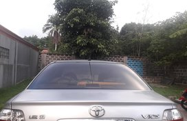 Sell Silver 2004 Toyota Vios in Lipa