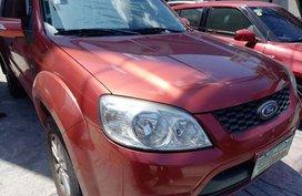 Selling Red Ford Escape 2013 Automatic Gasoline in Carmona
