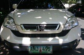 White 2009 Honda Cr-V for sale in Makati