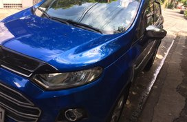 Sell Blue 2014 Ford Ecosport in Antipolo