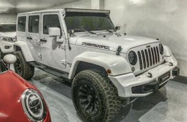 Jeep Wrangler Automatic Gasoline for sale in Mandaue