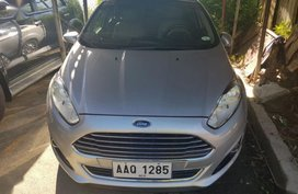 Selling 2nd Hand Ford Fiesta 2014 in Tuba