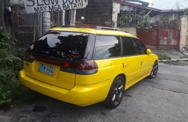 Selling Subaru Legacy 1997 Automatic Gasoline in Malabon