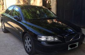 Selling Volvo S60 Automatic Gasoline in Quezon City