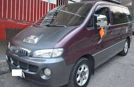 2nd Hand Hyundai Starex 2000 for sale in Ilagan