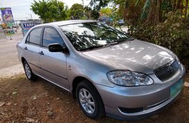 Selling 2nd Hand Toyota Corolla Altis 2006 Manual Gasoline at 130000 km in Bacoor