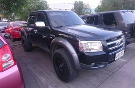 Selling Ford Ranger 2010 at 110000 km in Davao City