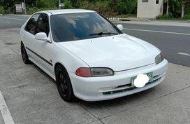 Honda Civic 1994 Manual Gasoline for sale in Padre Garcia