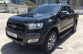 Selling Ford Ranger 2018 Automatic Diesel in Pasig