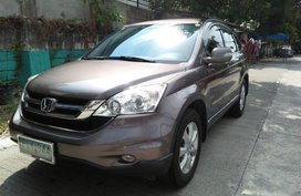 Selling Honda Cr-V 2011 Manual Gasoline in Pasig