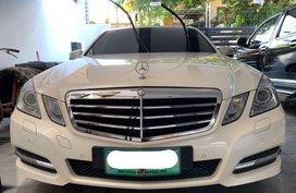 Mercedes-Benz E-Class 2012 Automatic Gasoline for sale in Quezon City