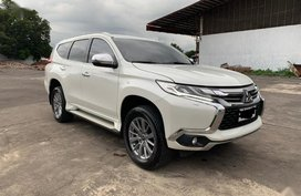 Selling Mitsubishi Montero Sport 2016 Manual Diesel in Davao City