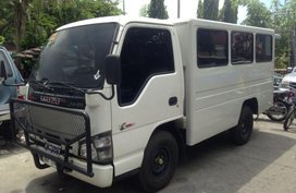 Selling 2nd Hand Isuzu Nhr 2016 Manual Diesel in Manila