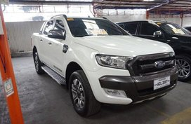 White Ford Ranger 2017 Truck for sale in Manila