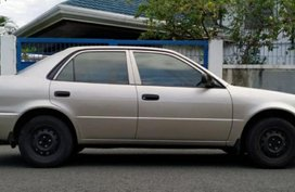 Selling Toyota Corolla 2002 Manual Gasoline in Las Piñas