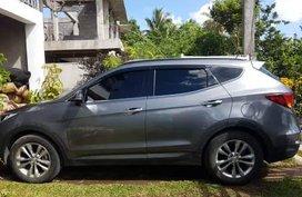 Used 2016 Hyundai Santa Fe for sale in Iriga