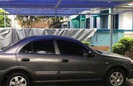 Selling 2nd Hand Grey Sedan Nissan Sentra 2008 Automatic