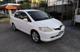 Honda City 2003 Manual Gasoline for sale in Biñan