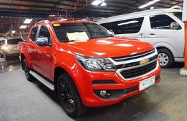 Selling Red Chevrolet Colorado 2017 Truck Automatic Diesel in Manila