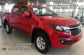 Brand New Chevrolet Colorado 2019 for sale in Meycauayan