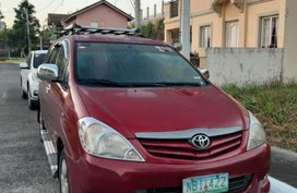 Toyota Innova 2009 Manual Diesel for sale in Cabuyao