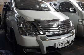 Selling Hyundai Grand Starex 2016 in Quezon City