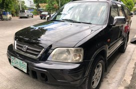 2nd Hand Honda Cr-V 2001 Automatic Gasoline for sale in Quezon City