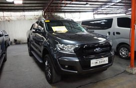 Ford Ranger 2017 Truck Automatic Diesel for sale in Manila