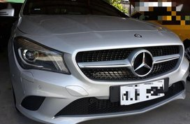 Mercedes-Benz 180 2017 Automatic Gasoline for sale in Quezon City