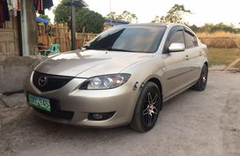 Mazda 3 2004 Automatic Gasoline for sale in Angeles