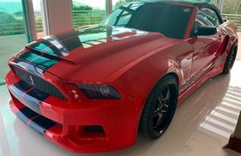 2nd Hand Ford Mustang 2012 Automatic Gasoline for sale in Pasig
