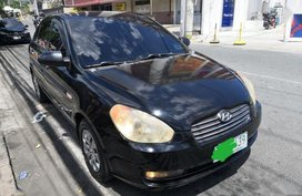 Used Hyundai Accent 2008 Manual Diesel for sale in Manila