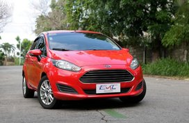 Ford Fiesta 2014 Manual Gasoline for sale in Quezon City