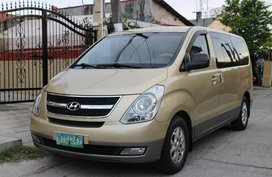 Sell Used 2010 Hyundai Grand Starex at 112000 km in Bacoor