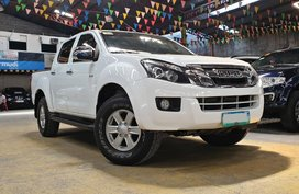 2nd Hand 2014 Isuzu D-Max for sale in Quezon City