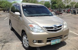 Selling Toyota Avanza 2009 model Automatic in Lucena City