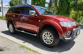 Selling Mitsubishi Montero Sport 2011 Diesel Automatic