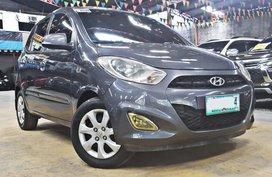 Selling Hatchback 2011 Hyundai I10 Gasoline Automatic