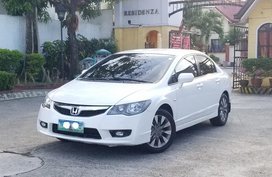 Selling 2010 Honda Civic Automatic at 70000 km