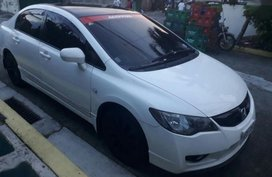 2nd Hand Honda Civic 2010 Automatic Gasoline for sale in Quezon City