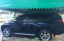 Sell 2nd Hand 2016 Mitsubishi Montero Sport at 30000 km in Quezon City