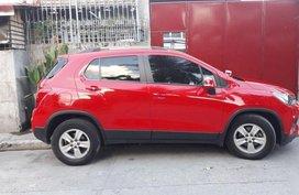 Selling Chevrolet Trax 2017 Automatic Gasoline in Malabon