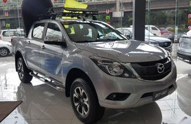 Selling Brand New Mazda Bt-50 2019 Truck in Quezon City